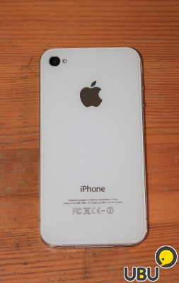IPhone 4 8GB White фото 2