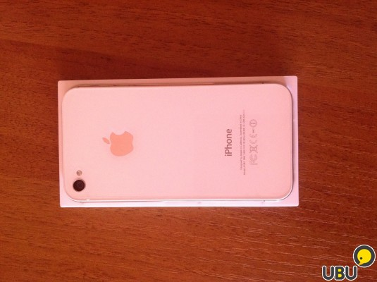 IPhone 4s 16 gb White фото 1