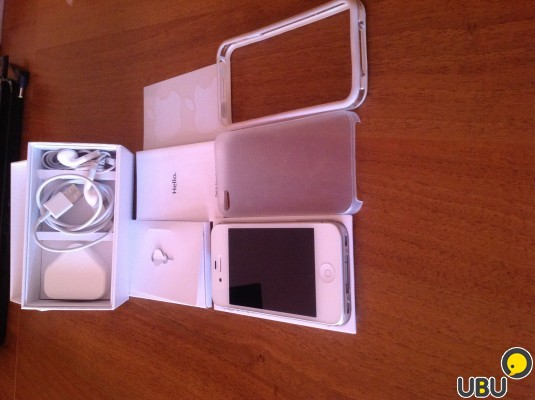 IPhone 4s 16 gb White фото 3