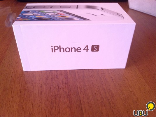 IPhone 4s 16 gb White фото 4