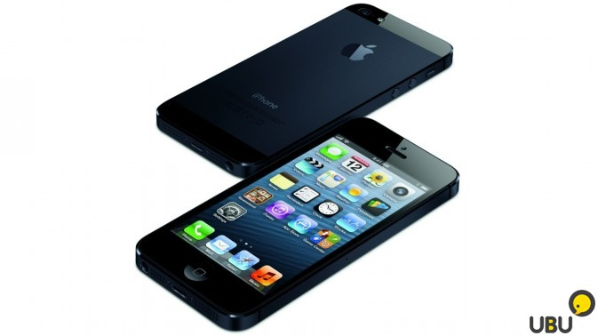 IPhone 5 16GB Black (Черный)