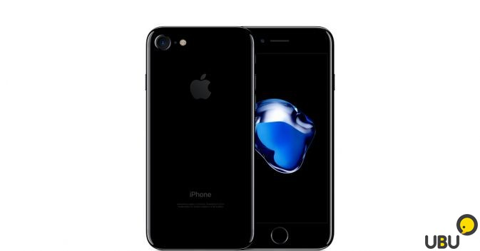 IPhone 7 128GB Black маленькая