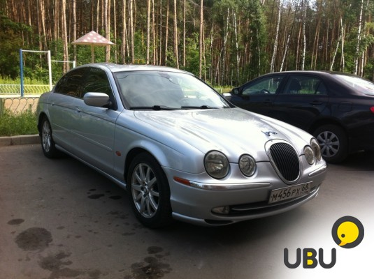 Jaguar s-type фото 1