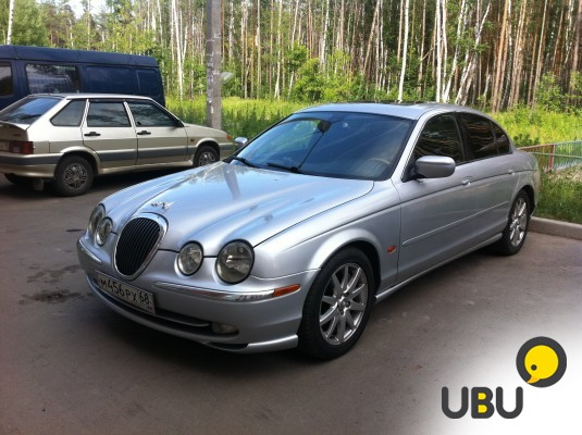 Jaguar s-type фото 2