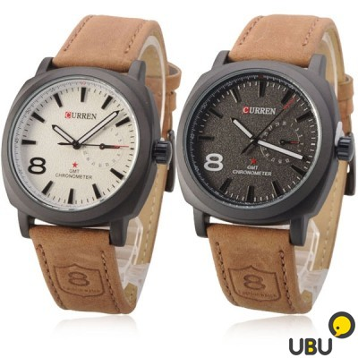 часы curren gmt casual chronometer записи