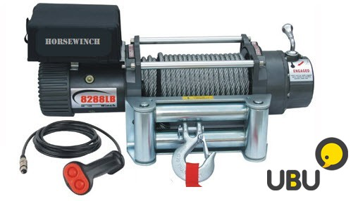Лебедка Horsewinch ZX8288 12V 3760 кг