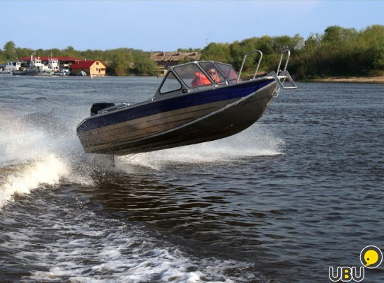 Лодка RusBoat-45