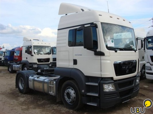 MAN TGS 19.360 4x2 BLS-WW