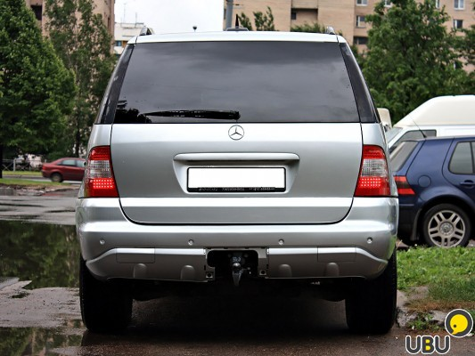 Mercedes-Benz ML 270 2003 фото 3