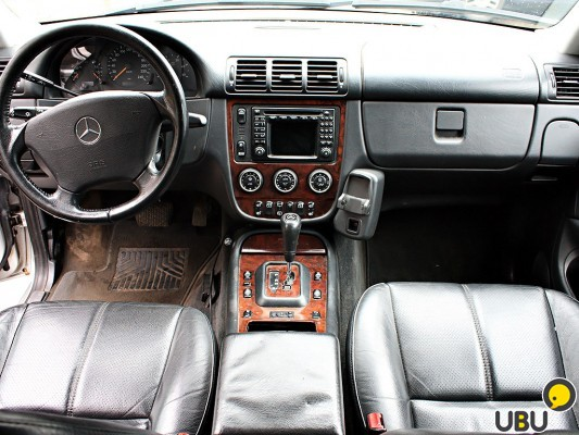 Mercedes-Benz ML 270 2003 фото 4