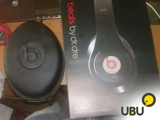 Monster Beats by. Dr Dre