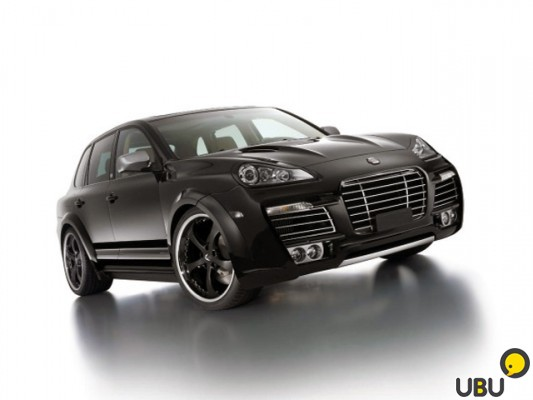 Обвес Techart Magnum Porsh Cayenne 955,957 фото 7