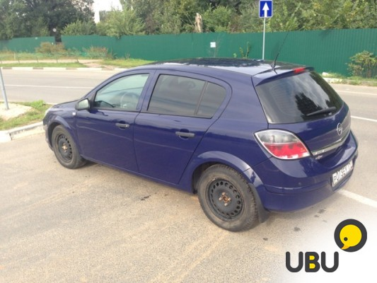 Opel astra 2008г