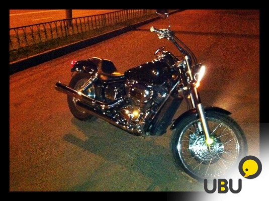 Продам Honda Shadow Slasher 400 фото 1