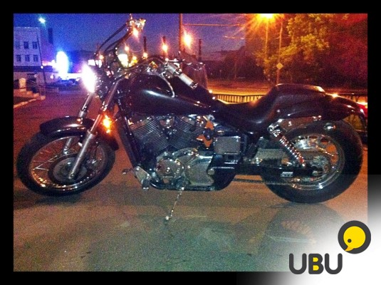 Продам Honda Shadow Slasher 400 фото 3