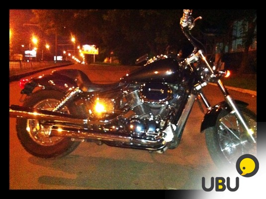 Продам Honda Shadow Slasher 400 фото 4