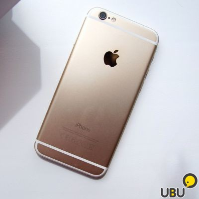 Продам iPhone 6 gold, 16 Gb маленькая