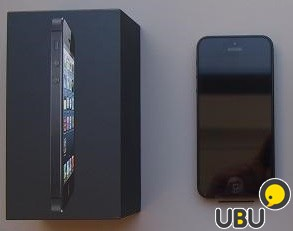 Продам Телефон Apple iPhone 5 64GB (черный)