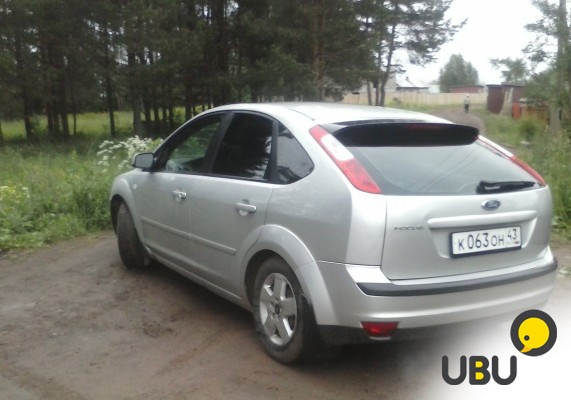 Ford Focus, 2006 фото 1