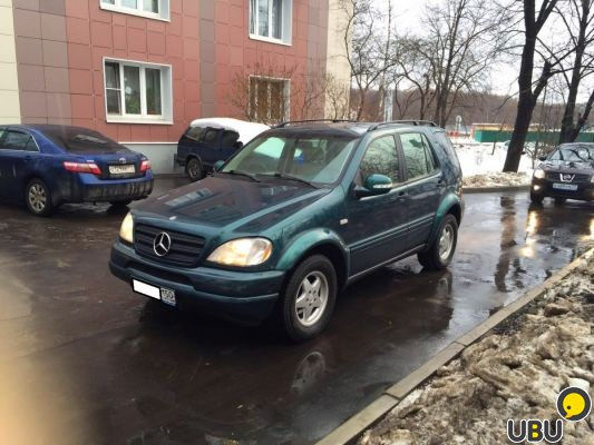 Продаю Mercedes-Benz ML 320 2000г.в фото 1