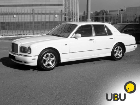 Прокат Bentley Arnage II с водителем