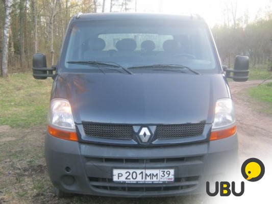 Renault Master фото 2