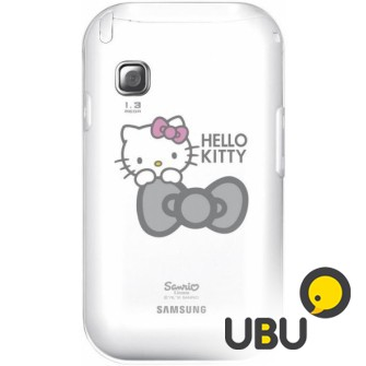 Samsung C3300i Hello Kitty Candy candy pink фото 1