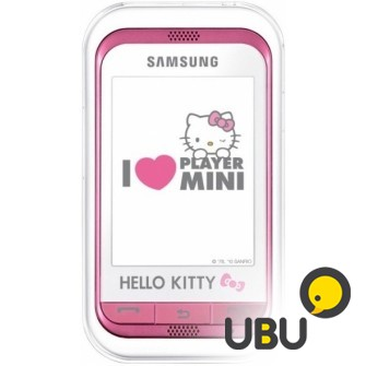 Samsung C3300i Hello Kitty Candy candy pink маленькая
