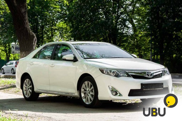 Toyota Camry,2012 год фото 2