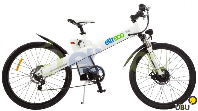 ВЕЛОГИБРИД ELTRECO AIR VOLT GL
