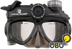 Видеомаска LIQUID IMAGE Scuba Series HD 318/319