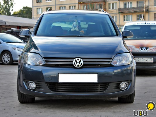 Volkswagen Golf 6, 2009