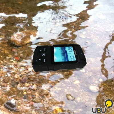 Эхолот Fish Finder FF-718LiW, Lucky, доставка по РФ бесплатно фото 2