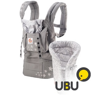 Эрго-рюкзак Ergo Baby Carrier фото 6