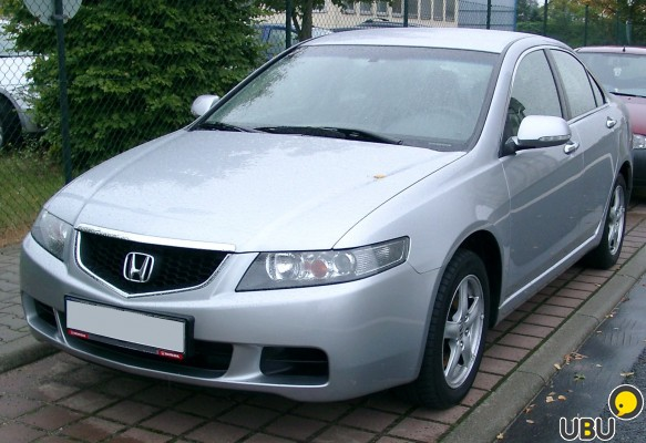 Запчасти на Honda Accord 7,8