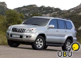 Запчасти на Toyota Land Cruiser Prado б\у и под заказ фото 1