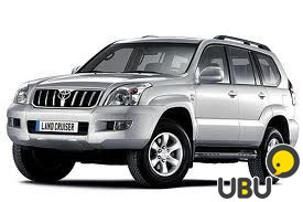 Запчасти на Toyota Land Cruiser Prado б\у и под заказ
