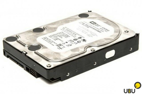 Жесткий диск Western Digital 640 Gb SATA -2