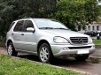 Смотреть Mercedes-Benz ML 270 2003